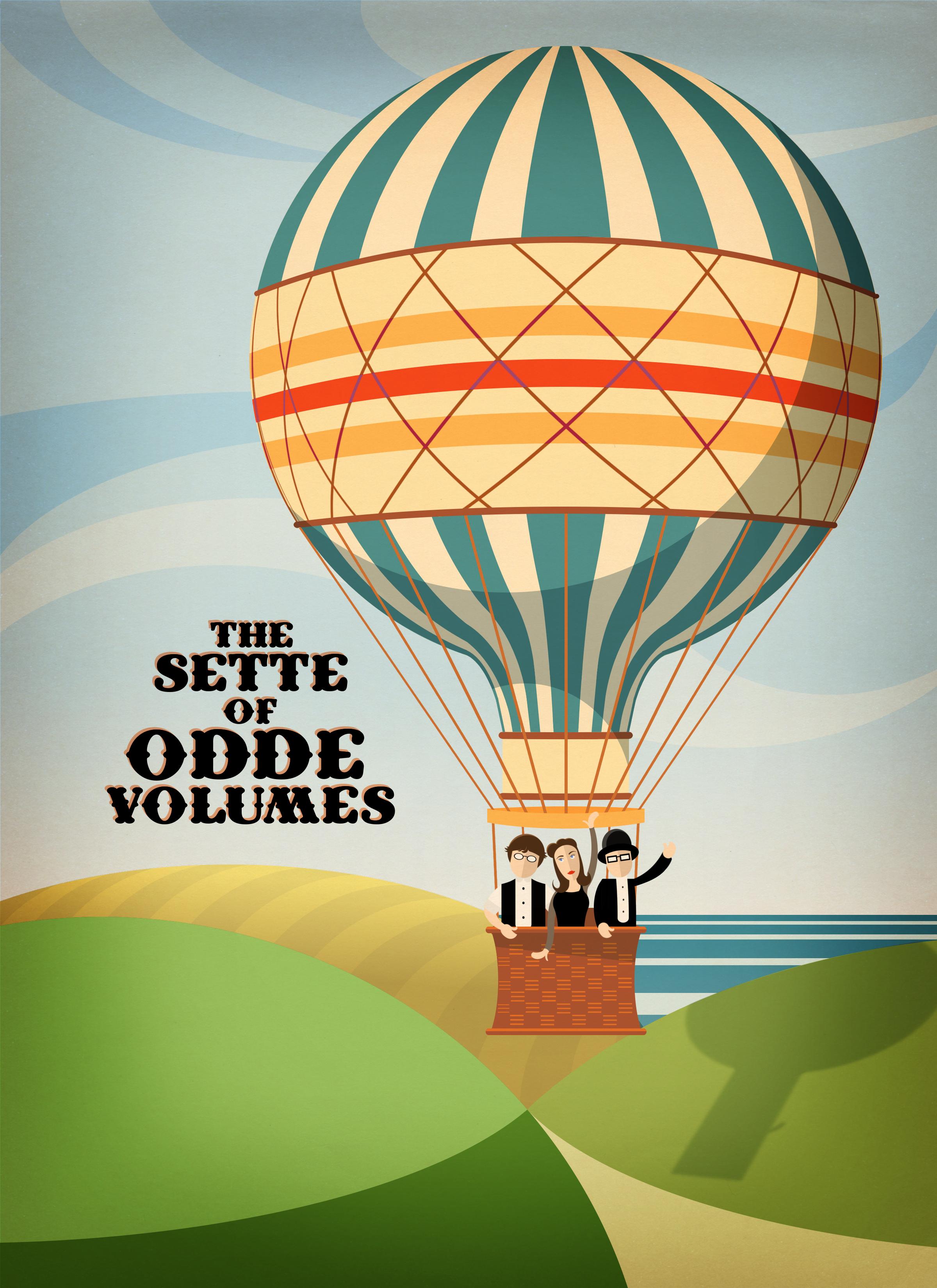 The Sette of Odde Volumes